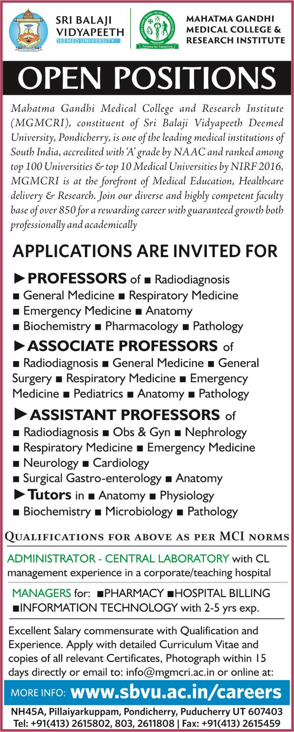 sbv-mgmcri-clinical-faculty