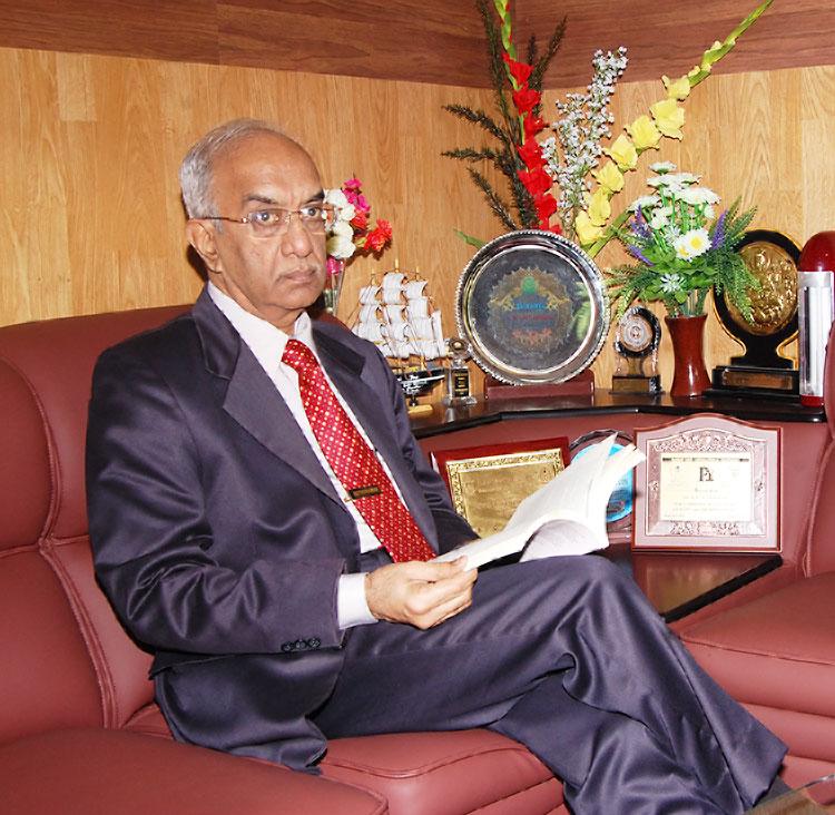Prof. Sethuraman K. R, Vice Chancellor
