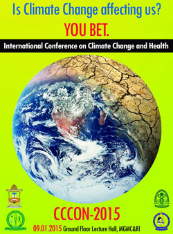 International Conference on Climate Change and Health