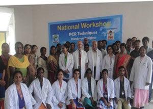 National workshop on PCR techniques