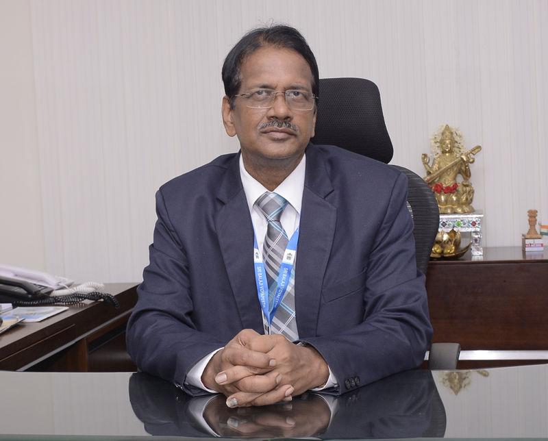 VC Subash Parija Vice Chancellor Optimised
