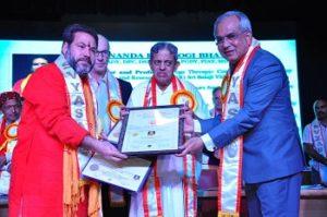 Dr.Ananda , CYTER receives the DSc (Yoga) Award.jpg