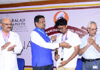 ELOCUTION CONTEST FOR CHANCELLOR'S MEDAL 2019 IN COMMEMORATION OF NATIONAL SCIENCE DAY