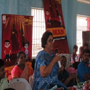 Suriyan FM organised Man talk for adolescent students