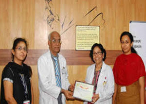 Body donation to Mahatma Gandhi Medical College and Research Institute