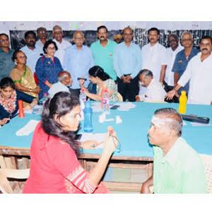 Free Mega Eye Camp in Cuddalore