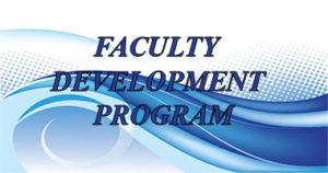 faculty development image